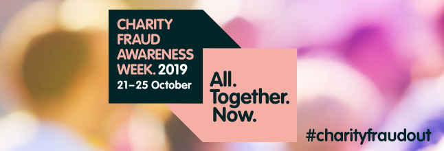 Charity Fraud Awareness 2019
