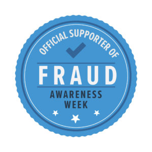 Fraud awareness week #fraudweek